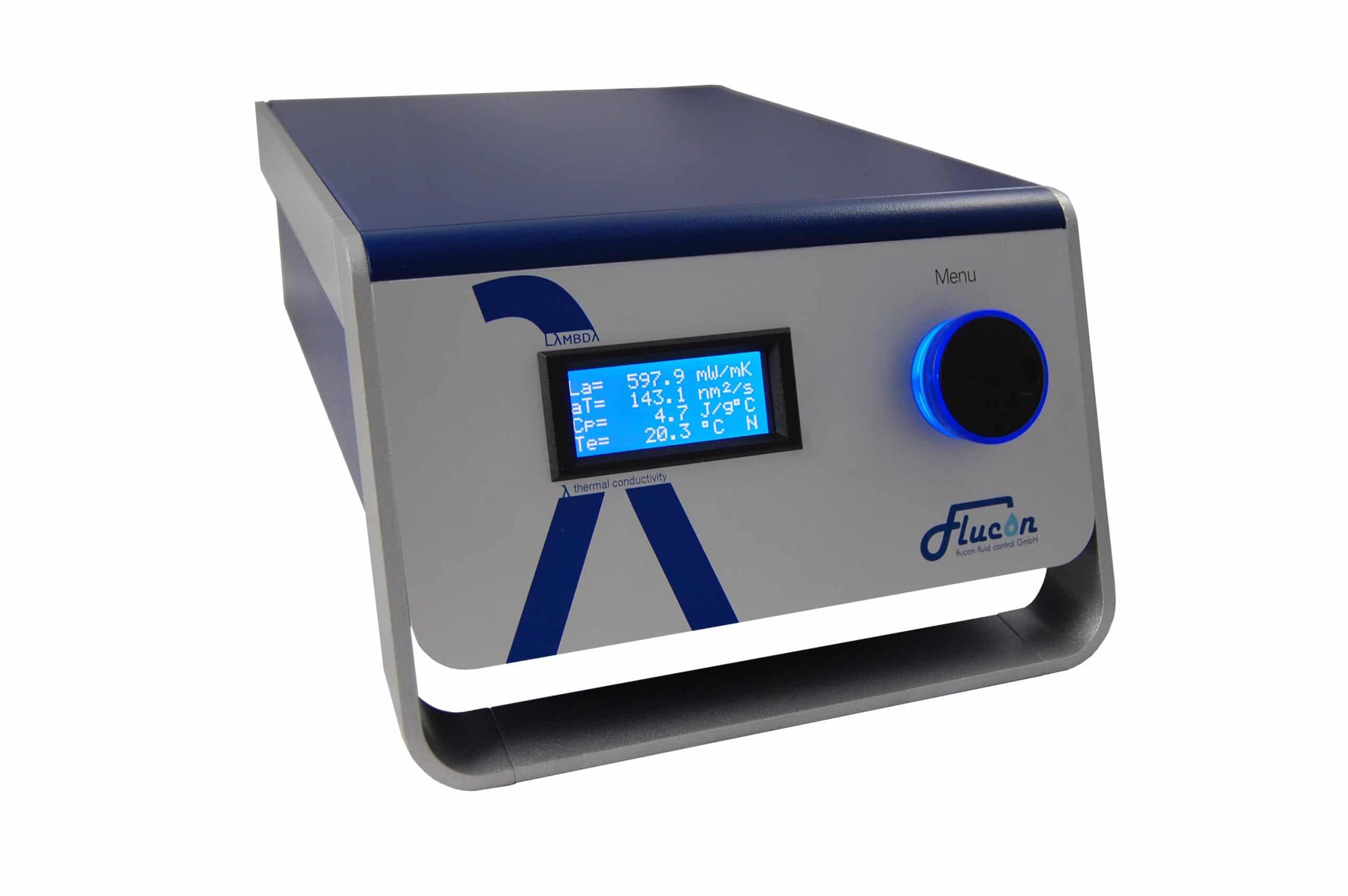 The Thermal conductivity system LAMBDA