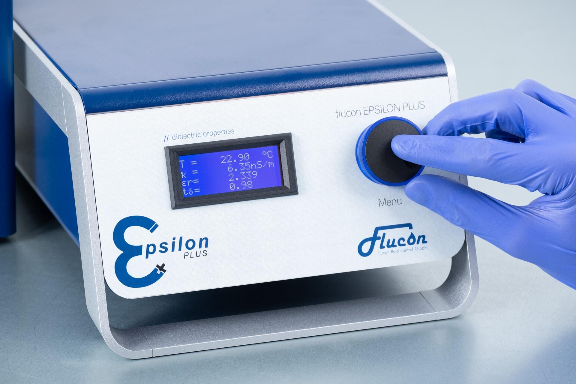Unser Dielektriksensor EPSILON+