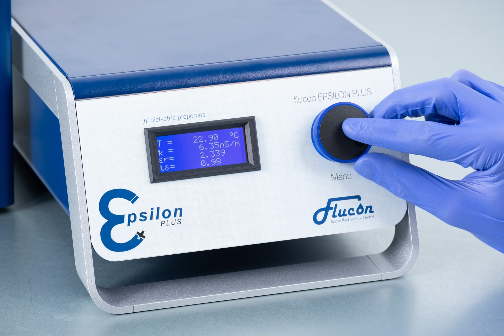 flucon Dielektrizitätssensor EPSILON+